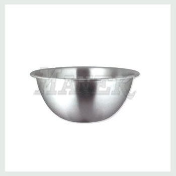 Deep Mixing Bowl, Steel Deep Mixing Bowl, Stainless Steel Deep Mixing Bowl