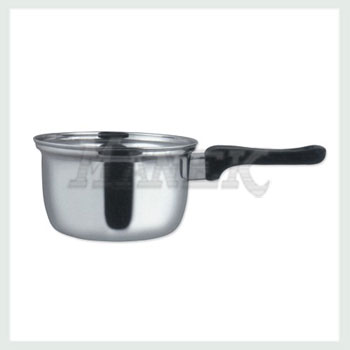 Sauce Pan, Steel Sauce Pan, Stainless Steel Sauce Pan, Sauce Pan with bakelite handle