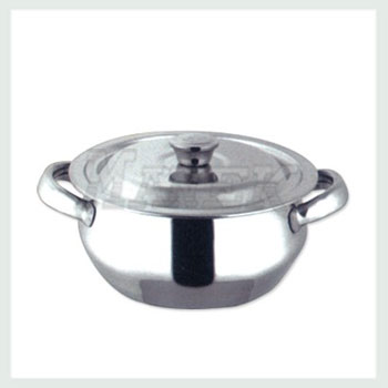 Casserole, Step Casserole, Serving Casserole, Stainless Steel Serving Casserole