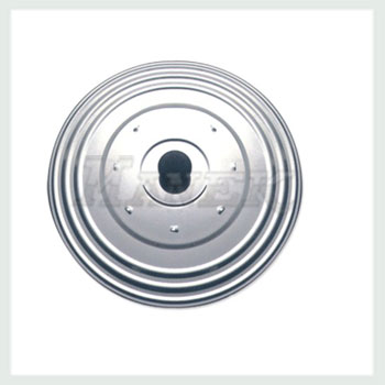 Multi User Lid, Steel Lid, Stainless Steel Multi User Lid