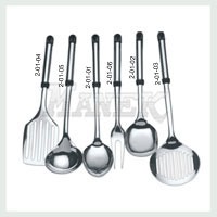 Stainless Steel Pipe Handle Kitchen Tools