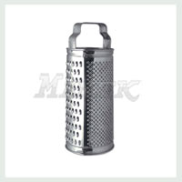 Round SS Grater